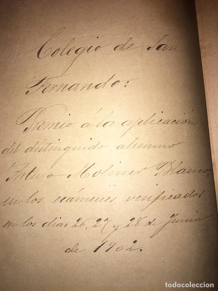 Libros antiguos: Orbaneja y Majada El Saber del Pueblo o Ramillete Año 1890 - Foto 5 - 79167185
