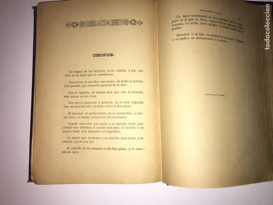 Libros antiguos: Orbaneja y Majada El Saber del Pueblo o Ramillete Año 1890 - Foto 7 - 79167185