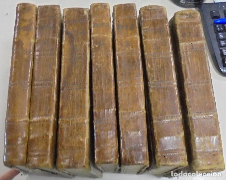 DIVI THOME AQUINATIS DOCTORIS ANGELICI. SIGLO XVIII. 7 TOMOS. VENETIIS. COMPLETA. VER FOTOS (Libros Antiguos, Raros y Curiosos - Pensamiento - Otros)