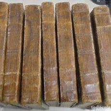 Libros antiguos: DIVI THOME AQUINATIS DOCTORIS ANGELICI. SIGLO XVIII. 7 TOMOS. VENETIIS. COMPLETA. VER FOTOS. Lote 79258733