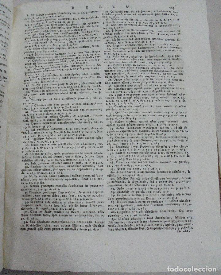 Libros antiguos: DIVI THOME AQUINATIS DOCTORIS ANGELICI. SIGLO XVIII. 7 TOMOS. VENETIIS. COMPLETA. VER FOTOS - Foto 5 - 79258733