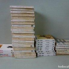 Libros antiguos: LOTE DE 43 LIBROS . ZANE GREY. Lote 79607989