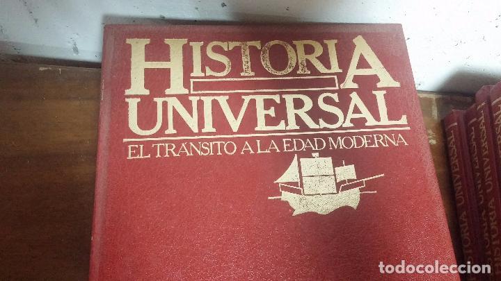Libros antiguos: Historia Universal - Foto 2 - 79647625