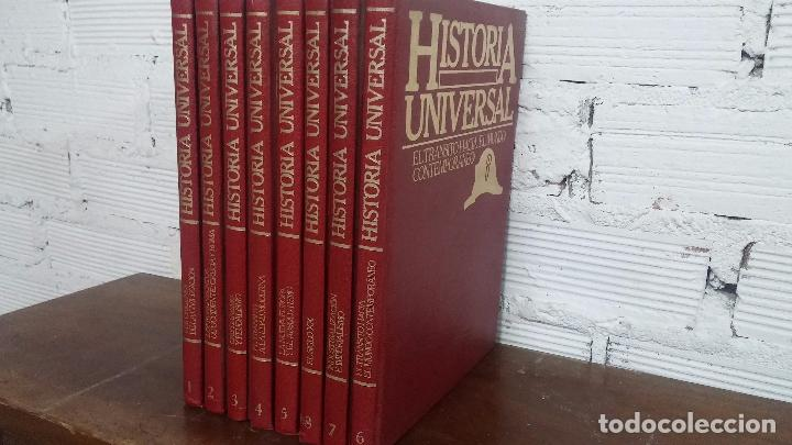 Libros antiguos: Historia Universal - Foto 25 - 79647625