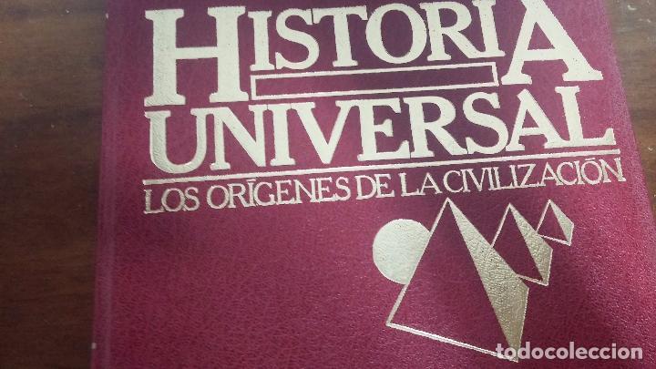 Libros antiguos: Historia Universal - Foto 36 - 79647625