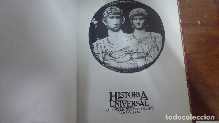 Libros antiguos: Historia Universal - Foto 43 - 79647625