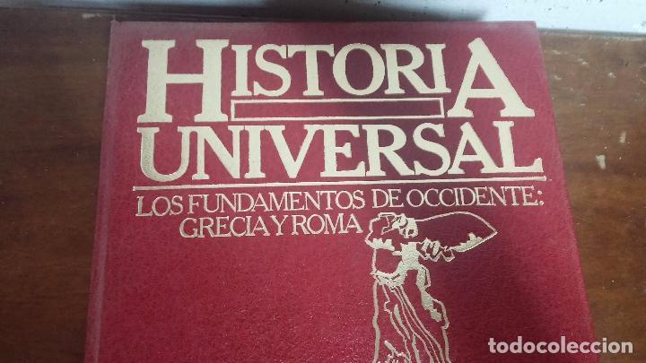 Libros antiguos: Historia Universal - Foto 45 - 79647625