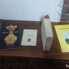 Libros antiguos: LOTE DE 5 LIBROS VARIADOS. Lote 79660525