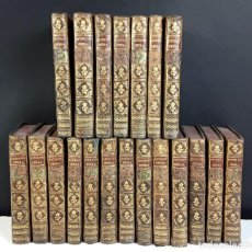 Libros antiguos: CICERONIS OPERA. M. TULLII. 20 TOMOS. (VER DESCRIP). EDIT. S. SOCIETATIS LITERATAE . 1783/1787.. Lote 79694701