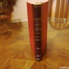 Libros antiguos: LIBRO DE 1921 LOS PROBLEMAS DE BARCELONA. Lote 79976831