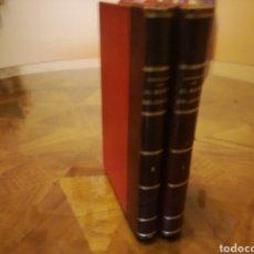 Libros antiguos: LIBRO ANTIGUO EL MONJE DEL CISTER DE ALEJANDRO HERCULANO. Lote 128929503