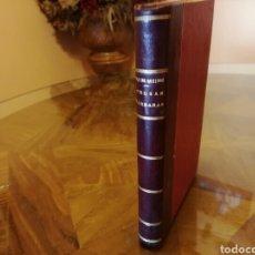 Libros antiguos: LIBRO ANTIGUO DE 1924 PROSAS BARBARAS DE EÇA DE QUEIROZ. Lote 79992985