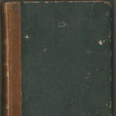 Libros antiguos: CUENTOS CAMPESINOS. D. ANTONIO TRUEBA. 2ª EDICION 1862. Lote 80035713