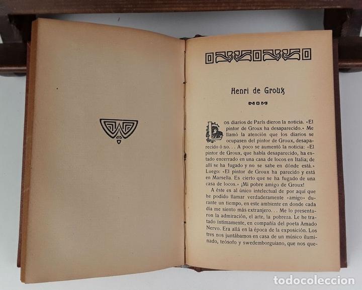 Libros antiguos: OPINIONES POR RUBÉN DARÍO. LIBRERÍA DE FERNANDO FÉ. S/F. - Foto 3 - 80097389
