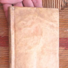 Libros antiguos: SECRETOS DE ARTES LIBERALES Y MECANICAS BERNARDO MONTON 1760 PERGAMÍ MARIA ANGELA MARTÍ VIUDA BO. Lote 80118925