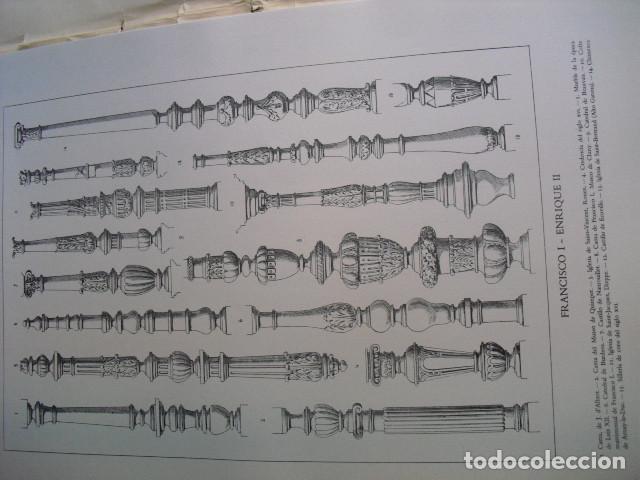 Libros antiguos: PERFILES Y MOLDURAS E. BAJOT 52 LÁMINAS DE 42X31 CMS - Foto 3 - 80216729