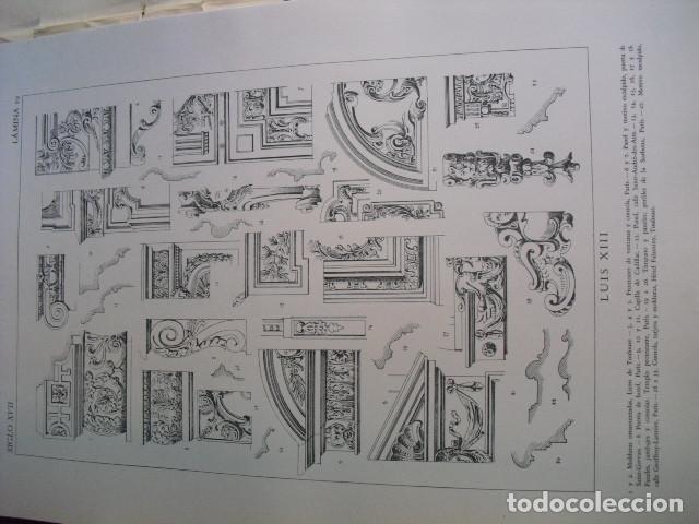 Libros antiguos: PERFILES Y MOLDURAS E. BAJOT 52 LÁMINAS DE 42X31 CMS - Foto 4 - 80216729