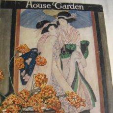 Libros antiguos: 1922 AÑO COMPLETO DE LA ED. INGLESA DE HOUSE & GARDEN . Lote 80222973