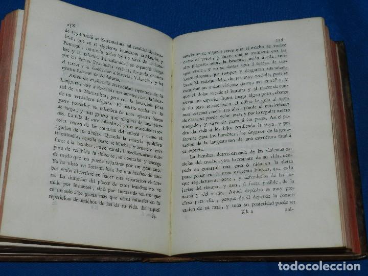 Libros antiguos: (MF) D GUILLERMO BOWLES - INTRODUCCION A LA HISTORIA NATURAL Y A LA GEOGRAFIA FISICA DE ESPAÑA 1782 - Foto 2 - 80635098