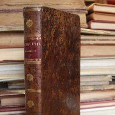 Libros antiguos: COMPENDIO DE LA HISTORIA UNIVERSAL... TOMO VII. ANQUETIL. IMPERIO GRIEGO, HUNOS, CARTAGO... 1802 . Lote 80954948