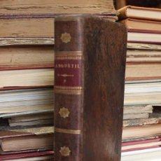 Libros antiguos: COMPENDIO DE LA HISTORIA UNIVERSAL... TOMO IX. ANQUETIL. INDIA, INDOSTAN, CHINA, KOREA, JAPON 1802. Lote 80956900