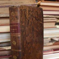 Libros antiguos: COMPENDIO DE LA HISTORIA UNIVERSAL... TOMO XIII. ANQUETIL. SUIZA, ALEMANIA, HUNGRIA, AUSTRIA.. 1805.. Lote 80984388