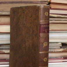 Libros antiguos: COMPENDIO DE LA HISTORIA UNIVERSAL... TOMO XIV. ANQUETIL. RUSIA, POLONIA, INGLATERRA. 1805. Lote 80984996
