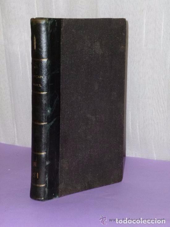 LES FRANÇAIS A OBOCK. BIBLIOTHÈQUE COLONIALE ET DE VOYAGES. (Libros Antiguos, Raros y Curiosos - Otros Idiomas)