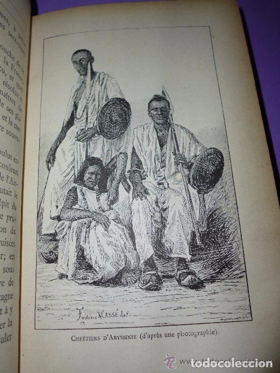 Libros antiguos: les français a obock. bibliothèque coloniale et de voyages. - Foto 3 - 81094000
