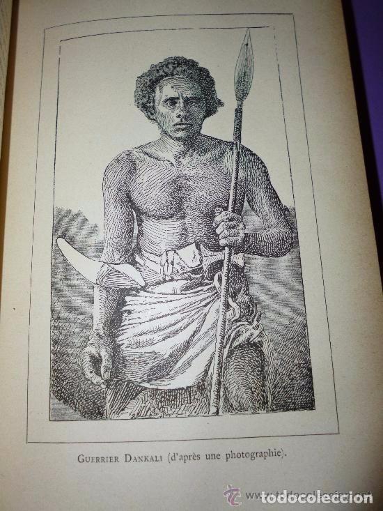 Libros antiguos: les français a obock. bibliothèque coloniale et de voyages. - Foto 4 - 81094000