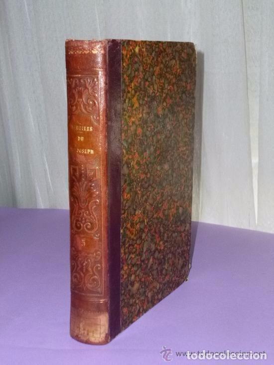 MEMOIRES ET CORRESPONDANCE POLITIQUE ET MILITAIRE DU ROI JOSEPH. TOMO V. (1854) (Libros Antiguos, Raros y Curiosos - Otros Idiomas)