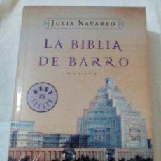 Libros antiguos: C3___LIBRO___ LA BIBLIA DE BARRO, __766 PAGINAS,MIDE 19X15X3CM. Lote 81249636