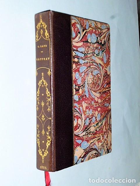 MAUPRAT. (1886) (Libros Antiguos, Raros y Curiosos - Otros Idiomas)