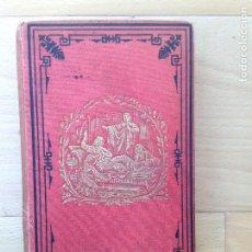 Libros antiguos: FABIOLA O LA IGLESIA DE LAS CATACUMBAS C. WISEMAN ED. GARNIER HERMANOS 1887 RARO. Lote 81563648