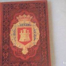 Libros antiguos: ESPAÑA SUS MONUMENTOS ARTES NATURALEZA E HISTORIA. Lote 81659200