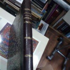 Libros antiguos: ESTUDIOS HISTÓRICOS Y SIMBÓLICOS SOBRE LA FRANC-MASONERÍA,. Lote 81729400