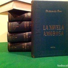 Libros antiguos: EL ARCO DE EROS LIBRO LAS MIL Y UNA NOCHES 1968 SEIS TOMOS OBRA COMPLETA 8059 PAGINAS. Lote 81742588
