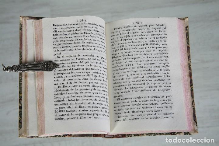 Libros antiguos: IDEAS NAPOLEÓNICAS-NAPOLEÓN LUIS BONAPARTE-TRAD. MANUEL DE LA ESCOSURA-BARCELONA-1839 - Foto 3 - 81895916
