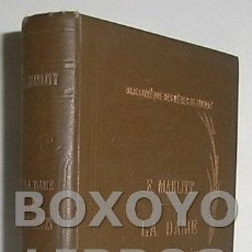 Libros antiguos: MARLITT, E. LA DAME AUX PIERRERIES. SOLO TOMO I. Lote 81995980