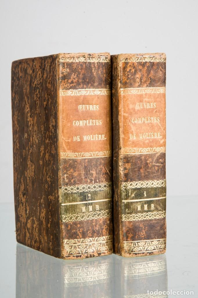 OUVRES COMPLETES - BLAISE PASCAL - 2 TOMOS - OBRA COMPLETA - PARIS 1860 (Libros antiguos (hasta 1936), raros y curiosos - Literatura - Narrativa - Otros)