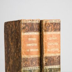 Libros antiguos: OUVRES COMPLETES - BLAISE PASCAL - 2 TOMOS - OBRA COMPLETA - PARIS 1860. Lote 82031572