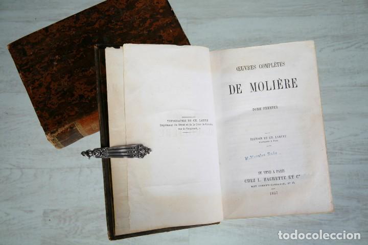 Libros antiguos: OUVRES COMPLETES - BLAISE PASCAL - 2 TOMOS - OBRA COMPLETA - PARIS 1860 - Foto 2 - 82031572