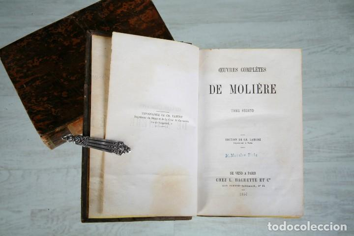 Libros antiguos: OUVRES COMPLETES - BLAISE PASCAL - 2 TOMOS - OBRA COMPLETA - PARIS 1860 - Foto 3 - 82031572