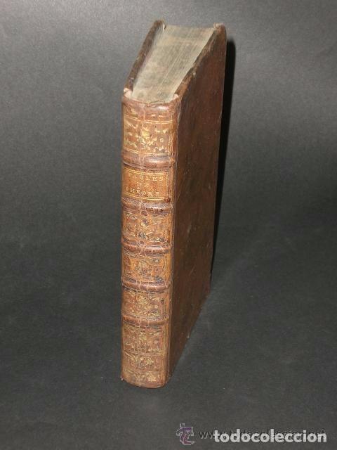 LES FABLES DE PHÈDRE, AFFRANCHI D'AUGUSTE.(1776) (Libros Antiguos, Raros y Curiosos - Otros Idiomas)