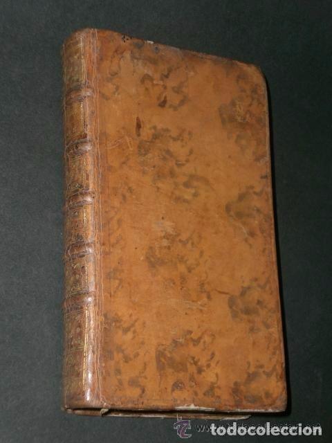 Libros antiguos: Les Fables de Phèdre, affranchi dAuguste.(1776) - Foto 2 - 82055952