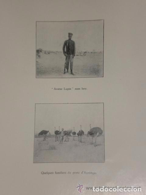 Libros antiguos: MES CHASSES EN AFRIQUE ET EN EXTREME- ORIENT. (1925) - Foto 2 - 82055980