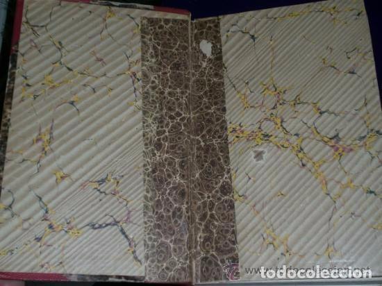 Libros antiguos: OEUVRES COMPLÈTES DE MOLIERE.(2 TOMOS,1869) - Foto 4 - 82108008