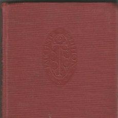 Libros antiguos: BABBITT. SINCLAIR LEWIS. TAUCHNITZ EDITION. LENGUA INGLESA.. Lote 82219220