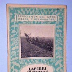 Libros antiguos: LABORES PROFUNDAS. Lote 82221376