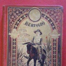 Libros antiguos: BERTOLDO BERTOLDINO Y CACASENO O SEAN LAS ASTUCIAS UTILÍSIMAS DE BERTOLDO... C. CASARE DELLA CROCE. Lote 82289384